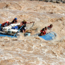 Whitewater Rafting the Canvas Network Social Media MOOC